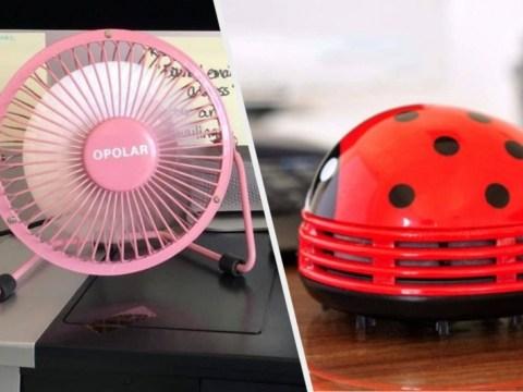 사무실 생활을 좀 덜 귀찮게 만드는 29 가지 제품