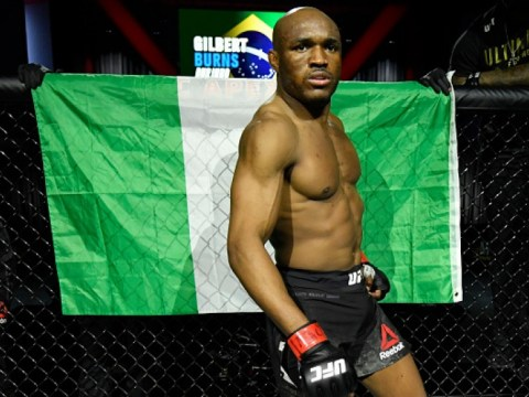Kamaru Usman과 UFC 258의 실제 승자와 패자