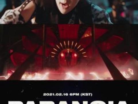Kang Daniel, teaser MV lagu baru 'Paranoia' …  Pengungkapan kinerja