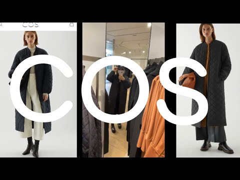 COS, &other stories, H&M shopping Let's take a look together. New products and children who can still win sales, sometimes healing shopping 🛍 Fashion YouTuber