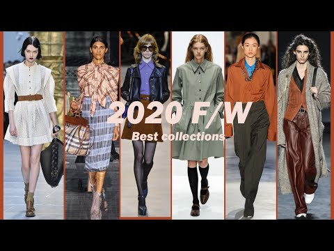 (ENG) 2020 F/W Fall and Winter Fashion Trend!  Styling that can be applied immediately!  (ft.Best Collection, CELINE, CHANEL, CHLOE, etc.)