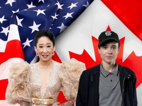모두가 잊어 버린 27 명의 유명인은 캐나다인이다
