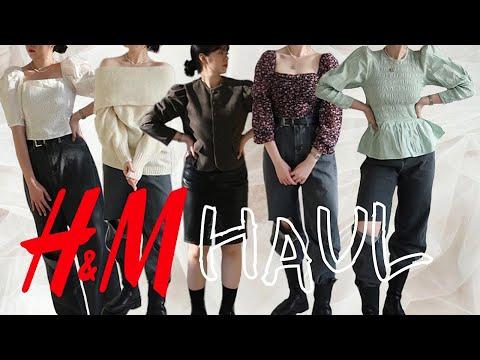 H&M Shin Sang Howl |  Zara next door, mouth-watering ham h&m Kuankuruk restaurant (blouse, knitwear, skirt)
