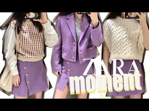 Zara Spring New Howl♥ Daily Zara Spring New ZARA Try on!  Zara Spring New Trion /Zara Cardigan/Zara Knit Zara Jacket/Zara Fashion/Zara Fashion Girls/Zara Sale