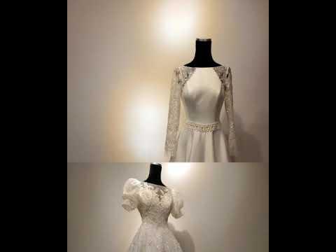 2021SS New Dress Cheongdam-dong Wedding Dress Evane Ssangti Wedding Shop