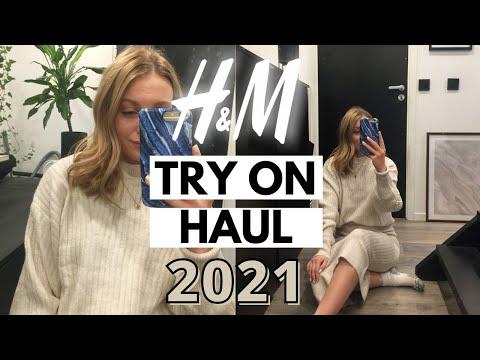 ** NEW IN ** 2021年1月的H&M新赛季新品