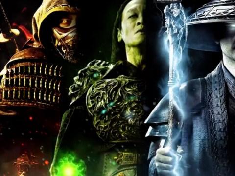 """더 많은 """"Mortal Kombat""""캐릭터 포스터"""