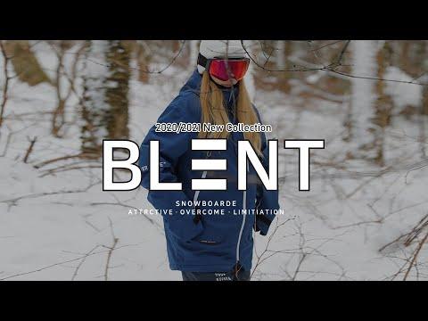 [2021 Blend Snowboardwear New Look-book] X ventofilmworks