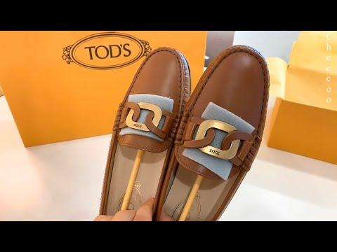 [英文] 2021年TOD'S皮革驾驶鞋| 奇酷