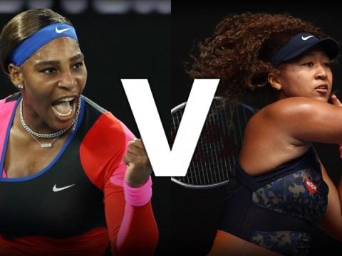 세레나 윌리엄스 vs. 나오미 오사카 결과 : 도미넌트 오사카, 2021 년 호주 오픈 결승 진출