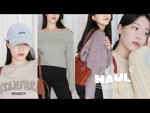 fashion haul🌟 10 fashion howls to wear from the end of winter to spring