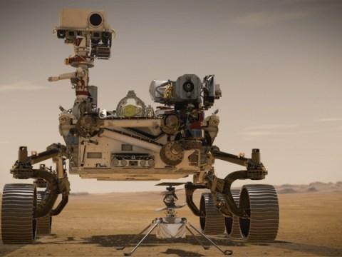 NASA의 2020 화성 인내 로버 임무 : 실시간 업데이트