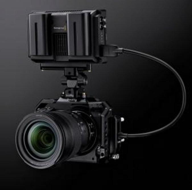 Dapatkan videonya!  Firmware Nikon Mirrorless Z 7II / 6II 1.10 UP