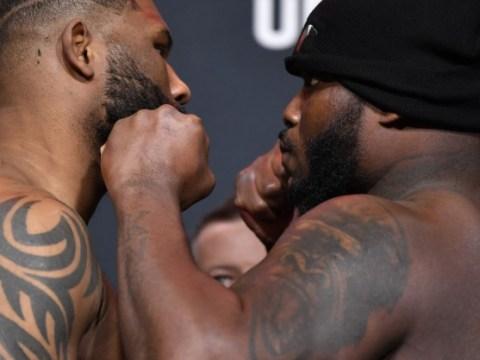UFC 기록 요약 : Curtis Blaydes vs. Derrick Lewis