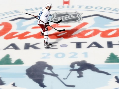 Lake Tahoe의 NHL Outdoors 지연 : Golden Knights vs. Avalanche, Flyers vs. Bruins 일정 업데이트