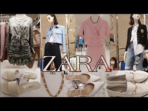 ZARA LATEST COLLECTION FEBRUARY 2021    ZARA WINTER-SPRING COLLECTION 2021
