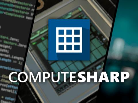 ComputeSharp, GPU에서 C # 실행