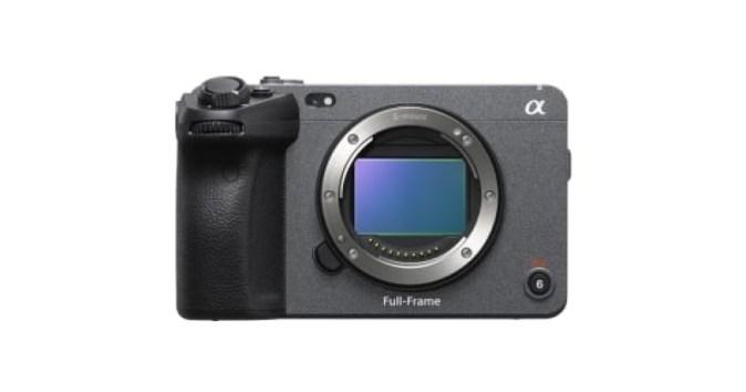소니, 제작자를위한 시네마틱 룩과 향상된 조작성을 갖춘 FX3 풀 프레임 카메라 출시