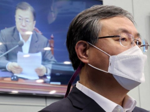 [Editorial] Shin Hyun-soo dijahit, tetapi Presiden Wen terluka.