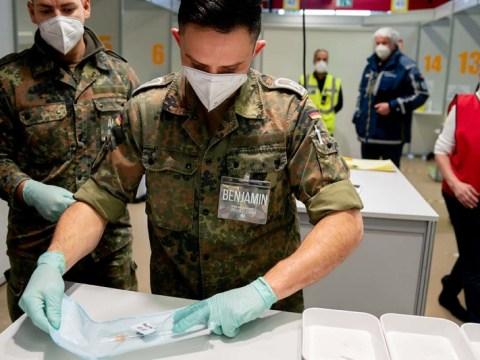 Covid-19 뉴스 : 독일에서 사용되지 않은 140 만 용량의 AstraZeneca 백신