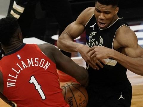 Zion Williamson, Giannis Star in Duel as Bucks Outlast Pelicans 129-125