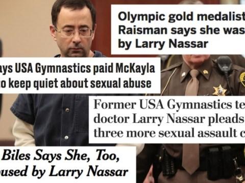 Larry Nassar 사건의 포괄적 인 타임 라인