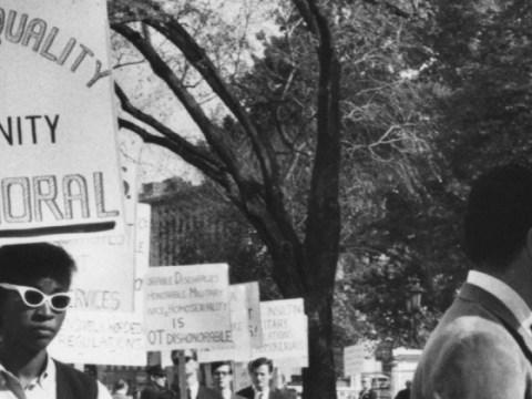 다른 싸움, '동일한 목표': 흑인 자유 운동이 초기 게이 활동가들에게 영감을 준 방법