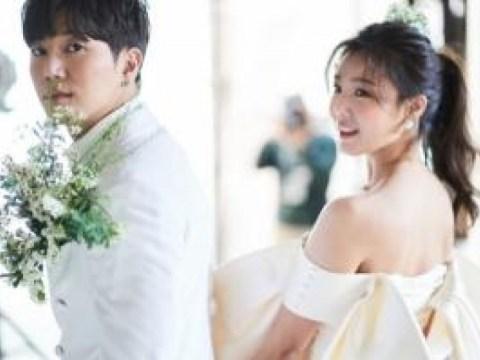 Jenny 'GabiNJ', komposer Kim Soo-bin menikah pada 13 Maret