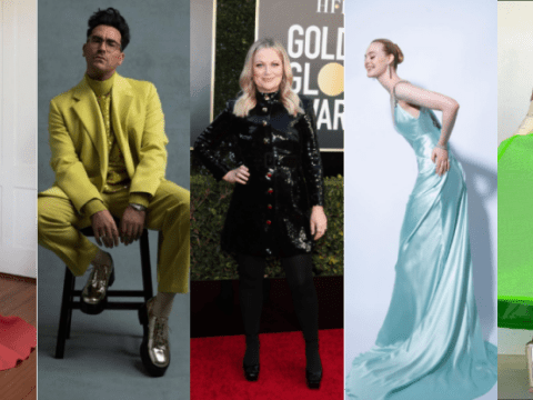 Golden Globes 2021 패션 : 베스트 룩보기