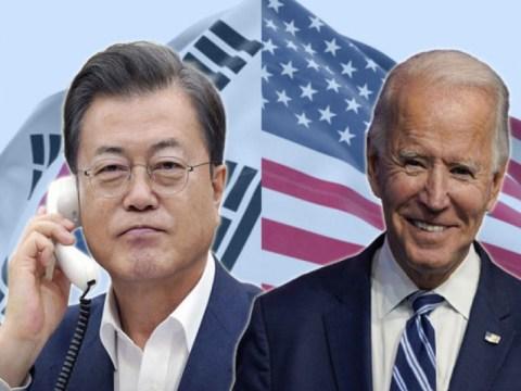 """WSJ """"Negosiasi pembagian biaya pertahanan Korea-AS, hampir menandatangani perjanjian lima tahun yang baru"""""""