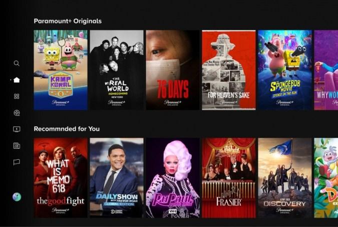 당신의 눈과 돈을 위해 경쟁하는 최신 스트리밍 서비스 인 Paramount +에 대한 가이드입니다.