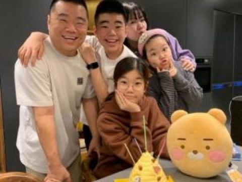 Jung Jong-cheol, keluarga Taiyaki … ulang tahun putri keluarga bahagia terungkap