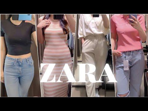 2021 Zara Spring New Wear/zara