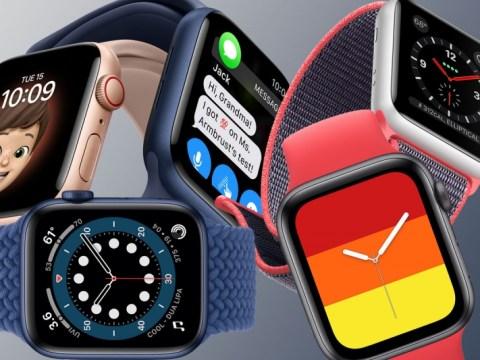 Apple Watch Series 3 vs SE vs Series 6 : 손목에 맞는 시계 선택