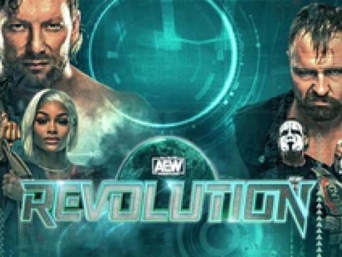 AEW Revolution 2021 : 실시간 업데이트, 결과 및 등급