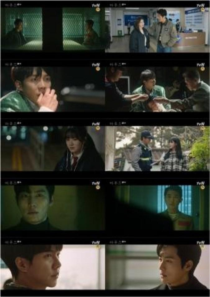 'Mouse' Kwon Hwa-woon, putra psikopat Ahn Jae-wook? …  Akhir yang menyeramkan 4,9%