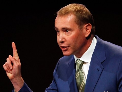 Billionaire 'Bond King' Jeff Gundlach said stocks will crash, predicted a weaker dollar, and questioned bitcoin in a recent interview. Here are the 10 best quotes.