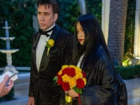 Nichols Cage menikah dengan aktor Jepang untuk kelima kalinya …  4 tahun lebih muda dari anak saya