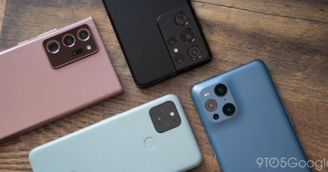 Shot for Shot : 최고의 Android 카메라 테스트 [갤러리]