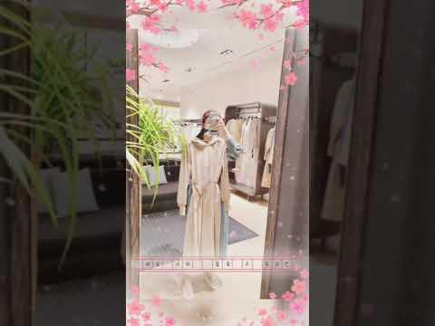 #ハンサム#ランバン#女性服#新世界百貨店#ランバンコレクション#新#春身上#名品衣類