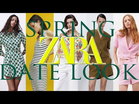 ZARA Zara Spring New Wearing Date Is It    Boyfriend 🤵🏻 styling a date look that will fall in love!!     Zara, style your way with 13 items!!