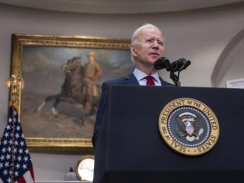 Semua pajak perusahaan dan pendapatan dinaikkan …  Biden mulai gejalanya setelah 30 tahun