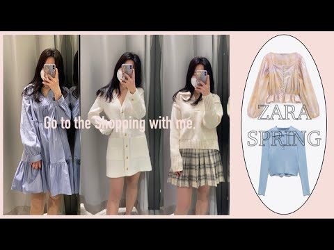 มีนาคม # Zara Spring ไปช้อปปิ้งด้วยกัน l 17 สิ่ง #ZARA Lookbook |  # ซาร่าชินแสง # เรื่องอื่น