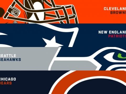 NFL 파워 랭킹 : Browns, Patriots는 FA에서 올라 갔다.  베어스 슬립