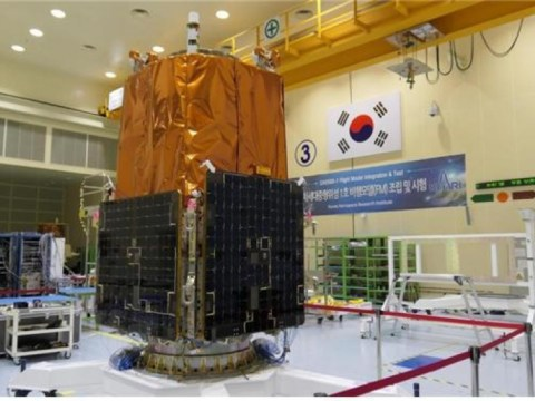 """Satelit berukuran sedang generasi berikutnya 1, peluncuran tertunda …  """"Memperkirakan Masalah Proyektil"""""""