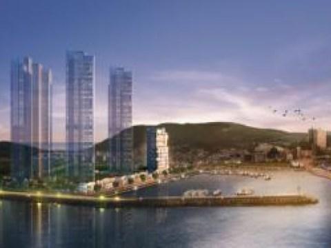 Daewoo E&C akan menjual 'Busan Ocean City Prugio Residence' pada tanggal 26
