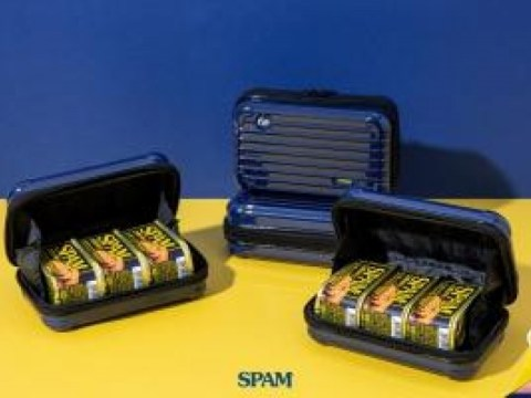 CJ CheilJedang luncurkan merchandise edisi terbatas yang berisi 'Spam without a lid'
