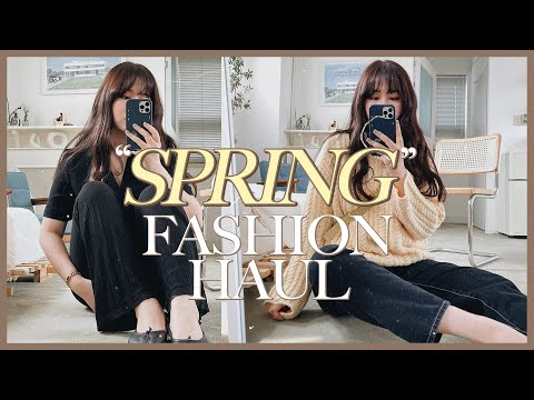 🌼 Spring with lots of pretty clothes #Fashion Howl Part 2 23 products 🤘🏻🌼 (Grobe/Mabi Baby/Zara/Base Range/Course/YSTD/Bowen/One Piece Restaurant👗)