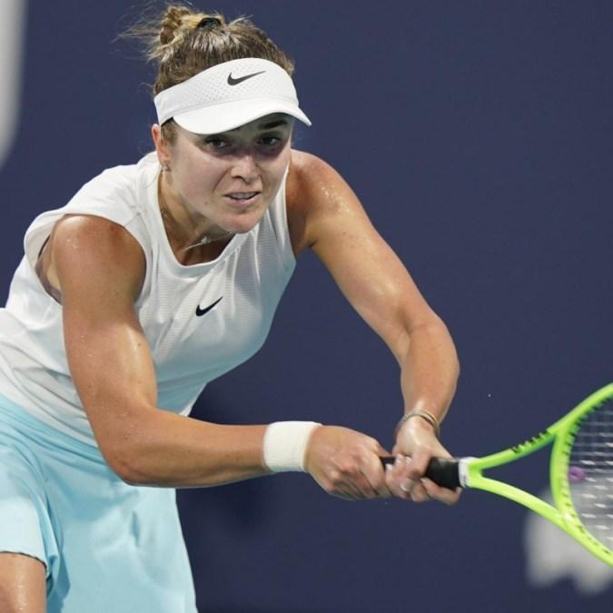 Miami Open Masters 2021 결과 : Medvedev Cruises, Svitolina Advances