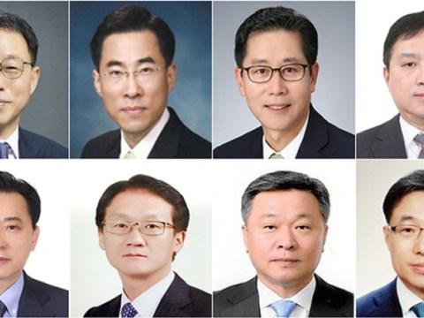 8 Personel setingkat Wakil Menteri termasuk Choi Young-jun, Wakil Menteri Unifikasi